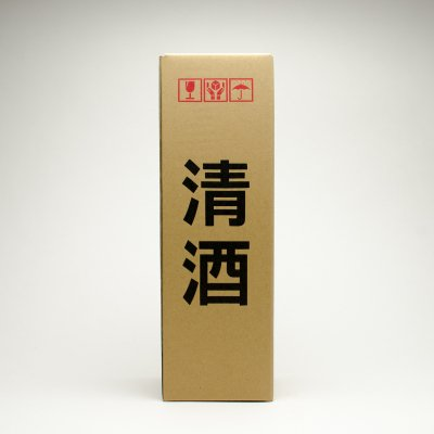 清酒720ml1本用発送ボックス