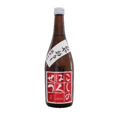 こしのはくせつ 純米吟醸ひやおろし (720ml)