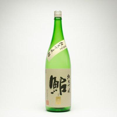 鮎正宗 純米吟醸 特選 金ラベル(1.8L)