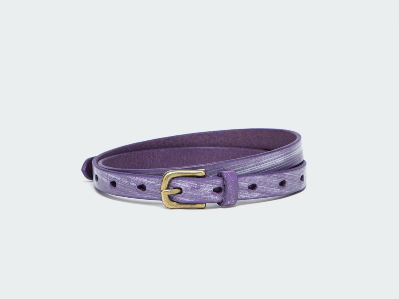 NARROW STANDARD (Bridle) 15 / PURPLE