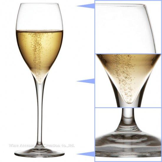 レーマン オパール シャンパン160 160ml 6脚セット【正規品】 GM208KCx6