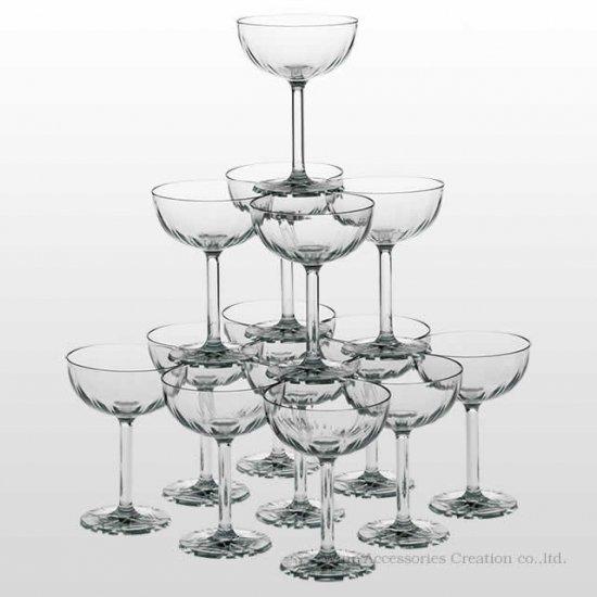 トライタン シャンパンタワー用グラス1脚 GI001TR