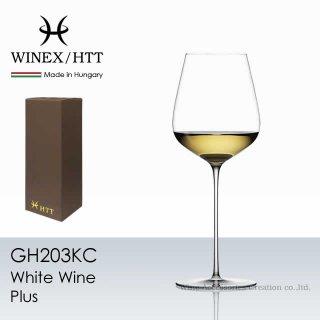 WINEX/HTT ホワイトワイン Plus(プラス)グラス 1脚【正規品】 GH203KC