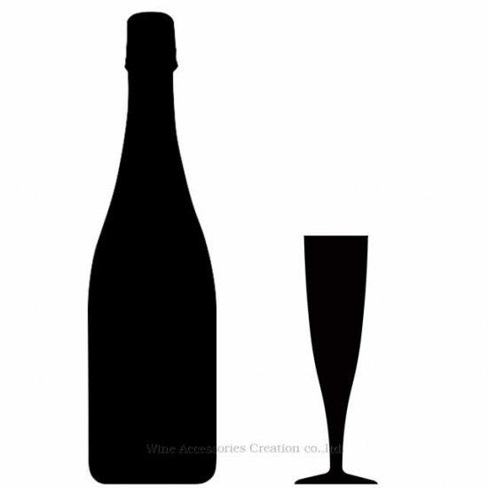 プラスチック製シャンパングラス 10個入り GJ051PT