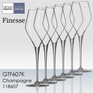 ショット・ツヴィーゼル フィネス シャンパンEP 6脚セット【正規品】 GTF607Kx6