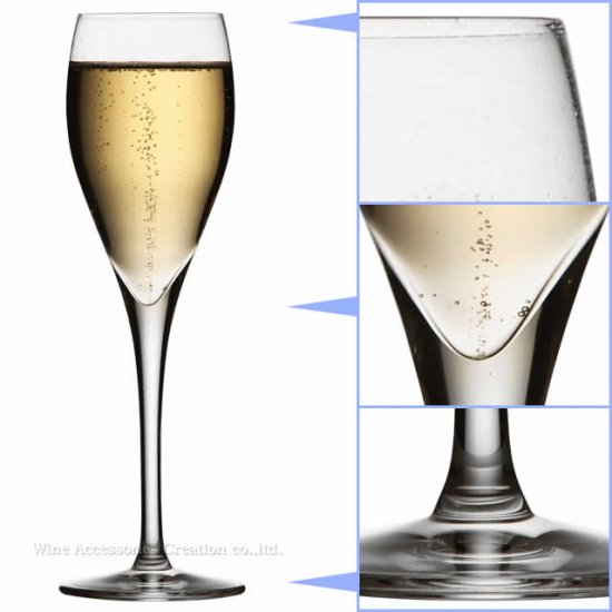 シュトルッツル スペシャリティ シャンパン 1脚【正規品】 GL930SC