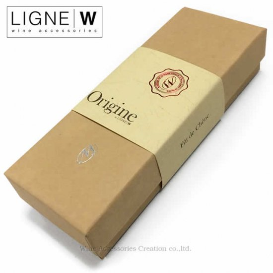 LIGNE W リニュー・デュブルベイ オリジン オークバレルセレクション ワイン ドロップストップZD003SV付き SF200WD