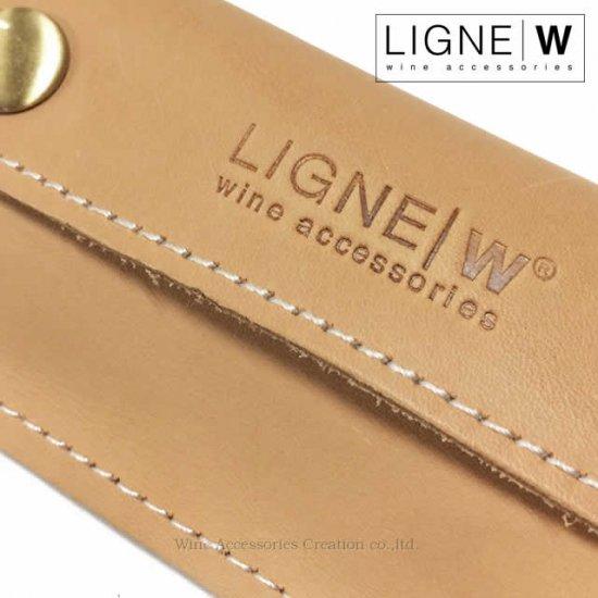 LIGNE W リニュー・デュブルベイ レザーケース SF203BR