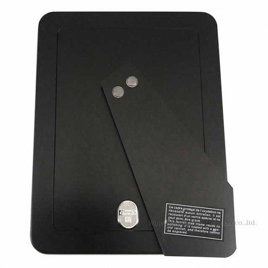 クリストフル フォトフレーム リュバン 9×13 L判サイズ対応【正規品】 CHR765SV