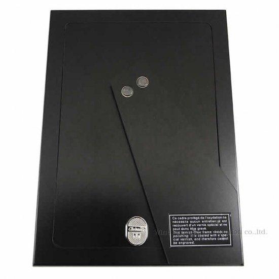 【メーカー取寄せ】クリストフル フォトフレーム フィレ 10×15 はがきサイズ対応【正規品】 CHR630SV