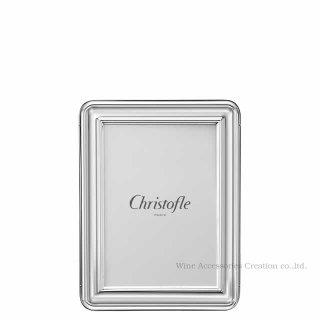 クリストフル フォトフレーム コキーユ 9×13 L判サイズ対応【正規品】 CHR999SV