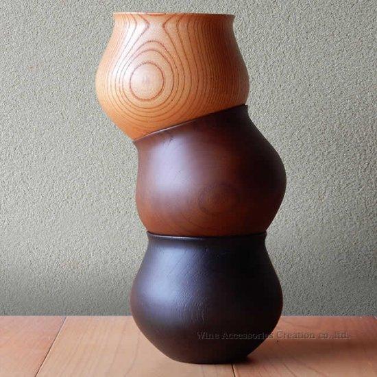 安清式 木の器 ブラウン CPB010BR