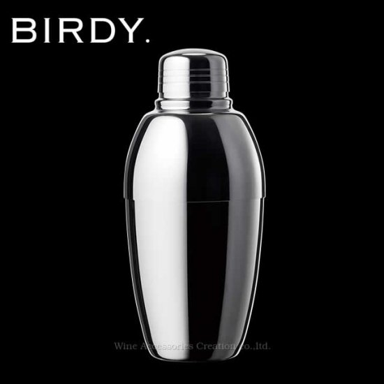 BIRDY カクテルシェーカー 350ml BY350ST