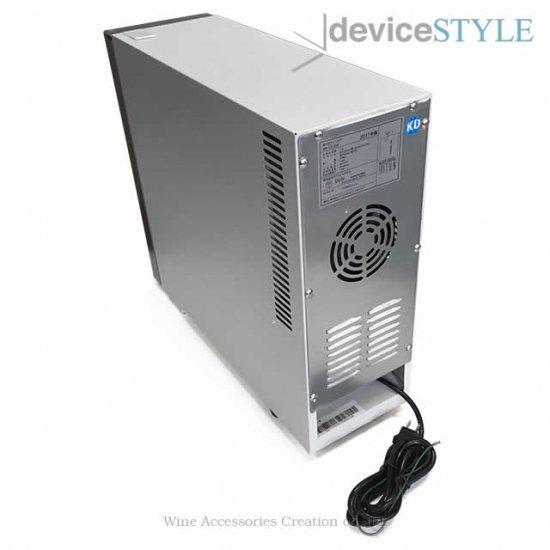 デバイスタイル CE-4W-W 4本用 ワインセラー 宅配便 送料込み