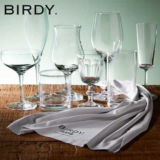 BIRDY グラスタオル Mサイズ BY200GM