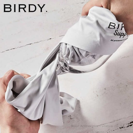 BIRDY グラスタオル Lサイズ BY200GL