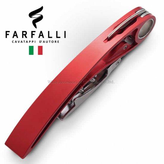 Farfalli ARIA アリア ソムリエナイフ ブラック SC012BK
