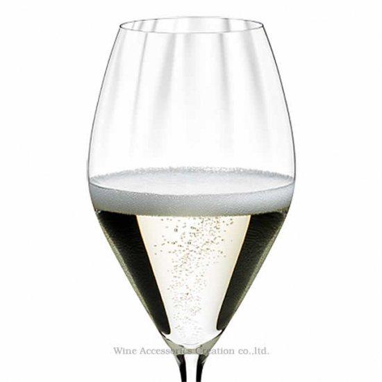 リーデル パフォーマンスシリーズ シャンパーニュ・ワイン 2脚セット【正規品】 6884/28-2