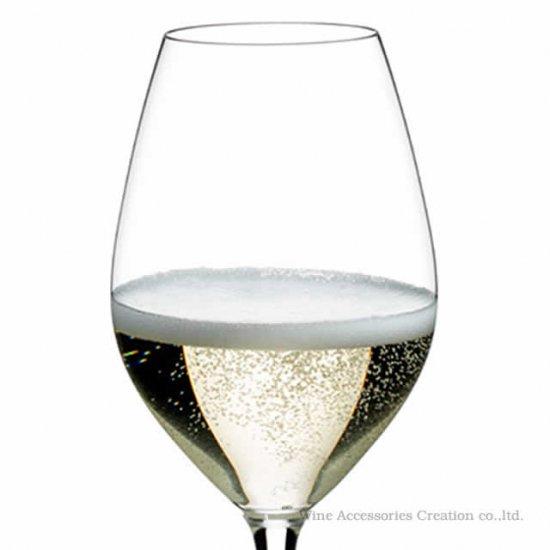 リーデル ヴィノム シャンパーニュ・ワイン 2脚セット【正規品】 6416/58-2