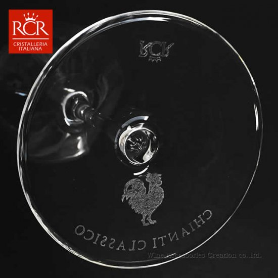 RCR キャンティグラス 6脚セット GO005KCx6