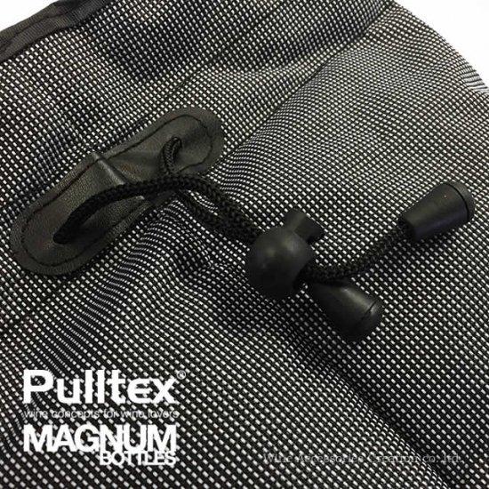 プルテックス マグナムボトル用 クーラーバッグ TEX829BK