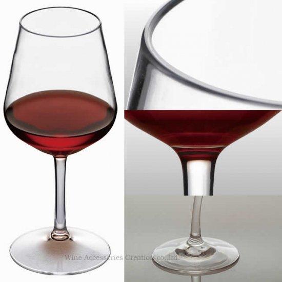 トライタン 樹脂製 ワイングラス 400 6脚セット【正規品】  GC905TRx6