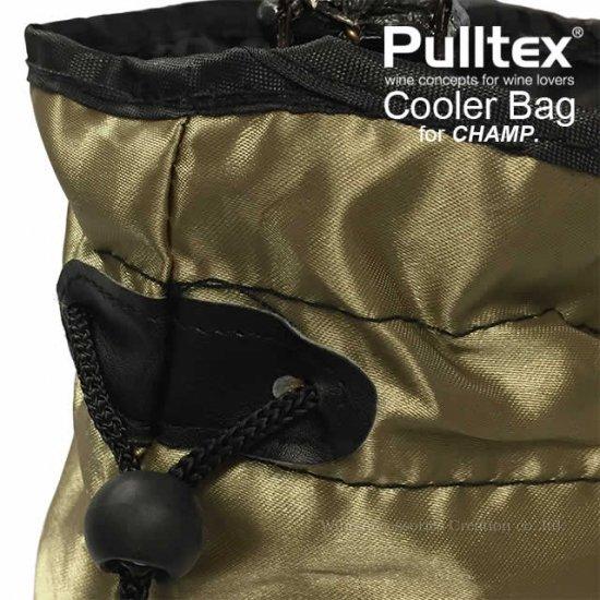 プルテックス クーラーバッグ ゴールド TEX782GD