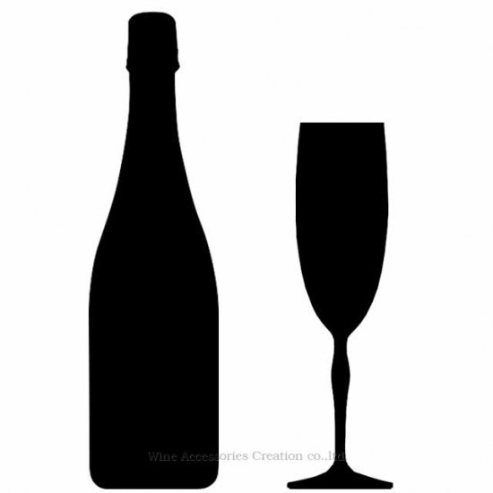 LALIQUE ラリック 100ポイント シャンパンフルート【正規品】  10331200