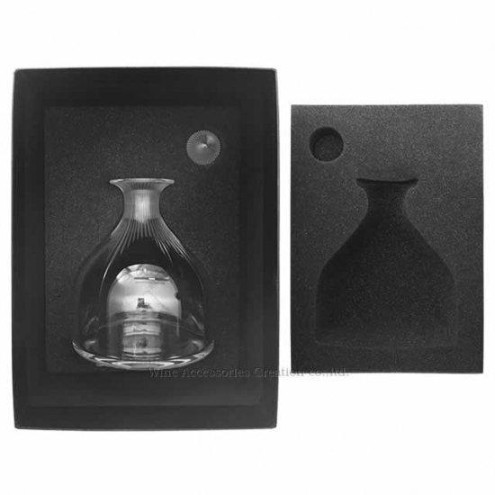 LALIQUE ラリック 100ポイント ワインデカンタ【正規品】グラスタオル BY200GL付  10333000