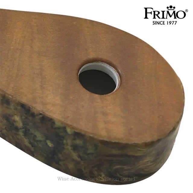 Frimo フリモ ハンドル付き サービングボード アフリカンウッド YC001ME