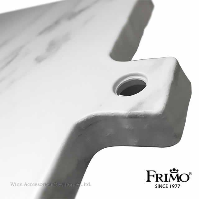 Frimo フリモ ハンドル付き スクエアボード マーブルホワイト YC004ME