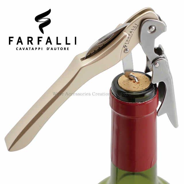 Farfalli XL ソムリエナイフ アルミハンドル ブロンズ SC106BZ