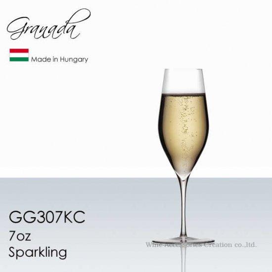 木村硝子店 Granada グラナダ 7oz スパークリング 190ml  1脚【正規品】 GG307KC