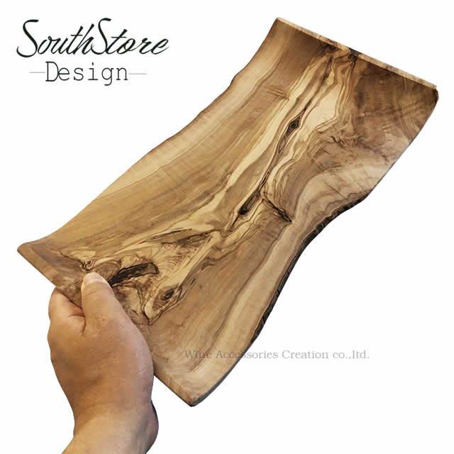 South Store Design サウスストアデザイン オリーブウッド カッティングボード ラスティックブリッジ CU004OV