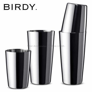 BIRDY. ダブルティンシェーカー DS80/50 BY800ST
