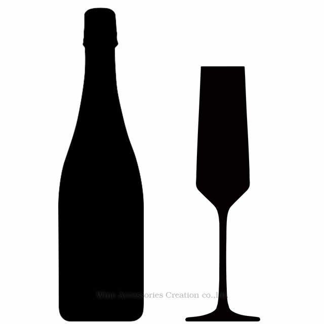 ショット・ツヴィーゼル ピュア フルート シャンパン EP 1脚【正規品】 GTU415K