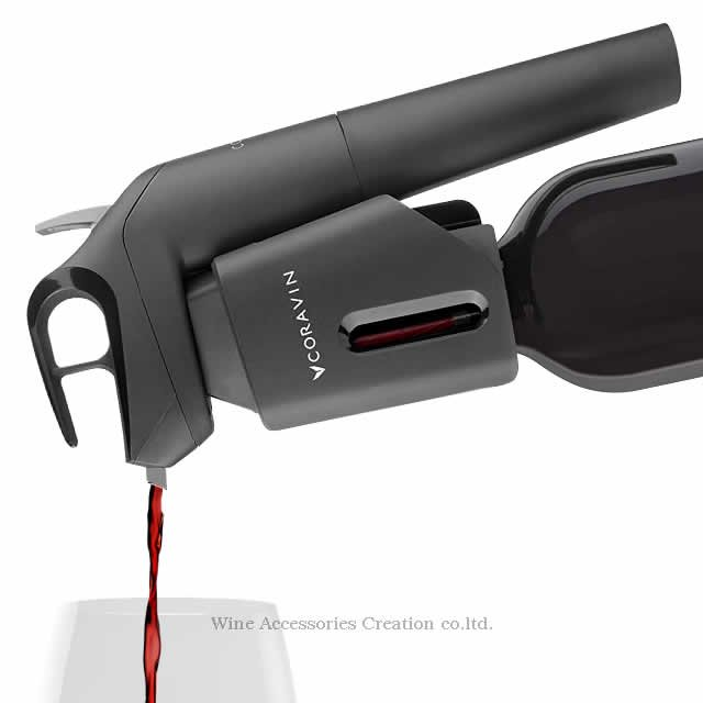 【10月中旬入荷予定】CORAVIN コラヴァン モデル3 ブラック 【メーカー保証+WAC保証=3年保証】 CRV1013