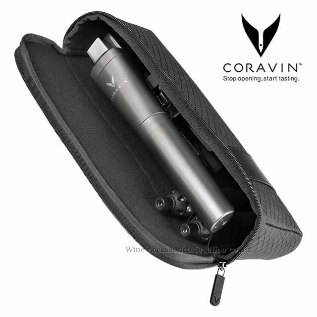 CORAVIN コラヴァン モデル6 キャンディーアップルレッド 【メーカー保証+WAC保証=3年保証】 CRV1015