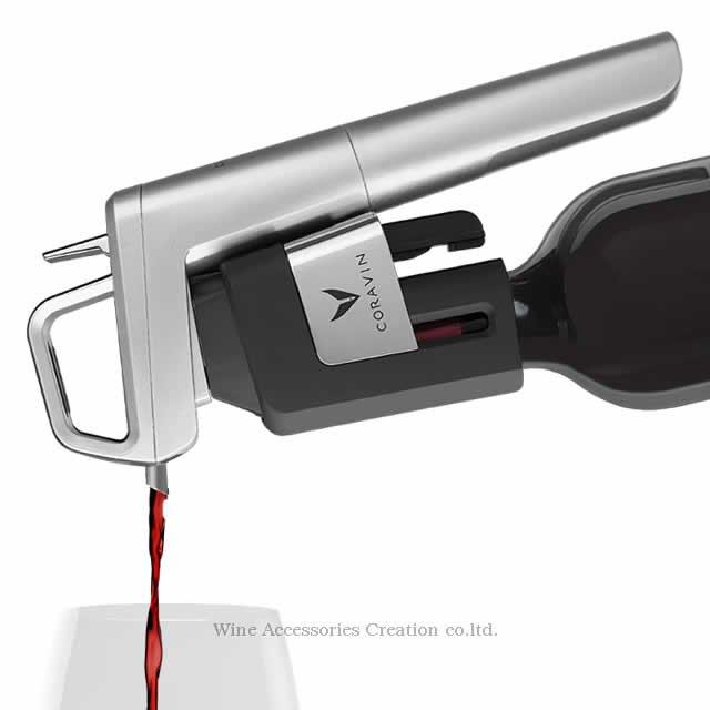 CORAVIN コラヴァン モデル6 シルバー 【メーカー保証+WAC保証=3年保証】 CRV1016
