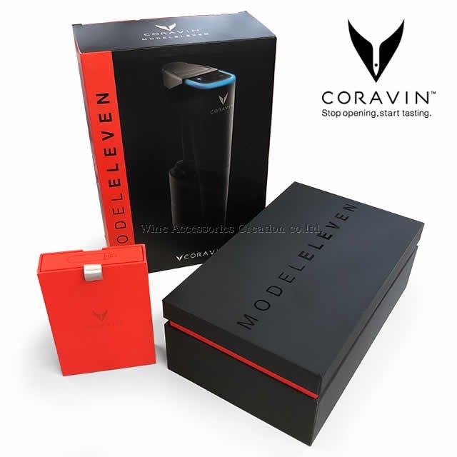 【お一人様1点まで】CORAVIN コラヴァン モデル11 【メーカー保証+WAC保証=3年保証】 CRV1100