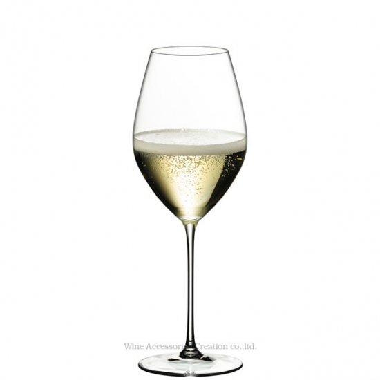 リーデル シャンパーニュ飲み比べ オリジナル3脚セット reziクリーニングクロスZG287WH付【正規品】 6449/CH