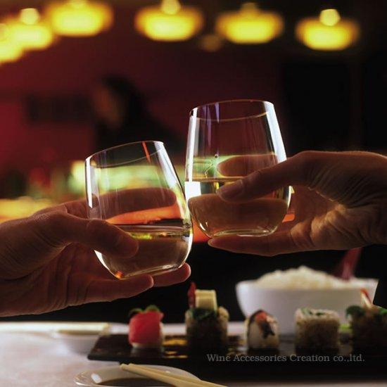 リーデル・オー 大吟醸オー/酒テイスター ペアー木箱入り 2客セット【正規品】 2414/22-2