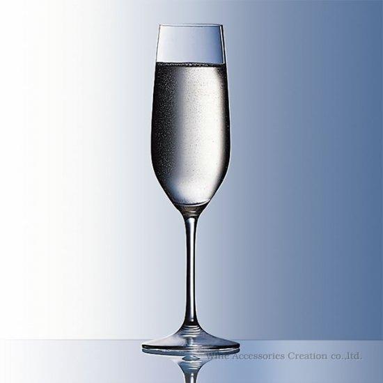 ショット・ツヴィーゼル ヴィーニャ フルート シャンパン EP 6脚セット【正規品】 【売れ筋グラスNo.6】 GTV488Kx6