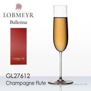 ロブマイヤー(LOBMEYR)バレリーナ シャンパンフルート【reziクロスZG414BL付】【正規品】 GL27612