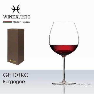 WINEX/HTT ブルゴーニュ ワイングラス 1脚【正規品】 GH101KC