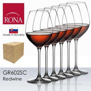 ロナ ル ヴァン レッドワイン グラス 6脚セット【正規品】 GR602SCx6