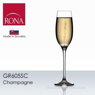 ロナ エディション シャンパーニュ グラス 1脚【正規品】 GR605SC