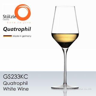 シュトルッツル クアトロフィル ホワイトワイン 1脚【正規品】 GS233KC