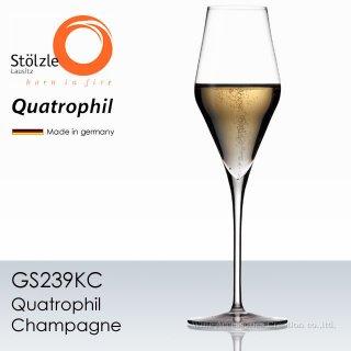 シュトルッツル クアトロフィル シャンパーニュ 1脚【正規品】 GS239KC