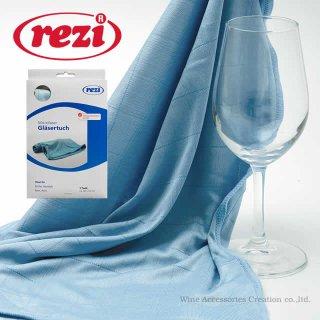 rezi レツィ グラスクリーニングクロス ホワイト ZG287WH